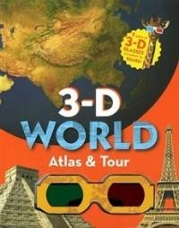 3-D World Atlas and Tour