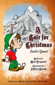 A Tale for Christmas: Zach's Quest