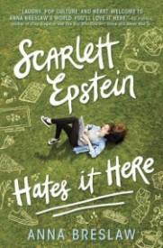 Scarlet Epstein Hates it Here
