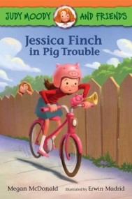Jessica Finch in Pig Trouble (Judy Moody & Friends #1)