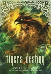 Tiger's Destiny (The Tiger Saga #4)