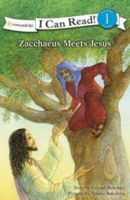 Zacchaeus Meets Jesus (I can Read level 1)