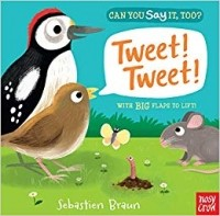 Can You Say It, Too? Tweet! Tweet! (Can You Say It, Too?)