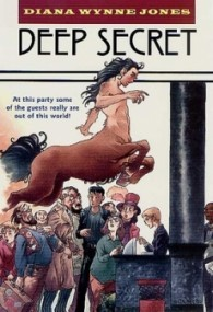 Deep Secret (Magids #1)