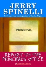 Report to the Principal's Office (School Daze)