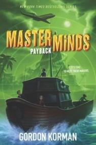Masterminds: Payback (Masterminds #3)