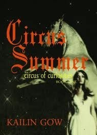 Circus Summer (Circus of Curiosities #1)