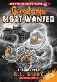 The Haunter (Goosebumps Most Wanted Special Edition #4)