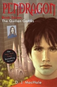 The Quillan Games (Pendragon #7)