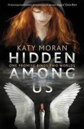 Hidden Among Us - Katy Moran