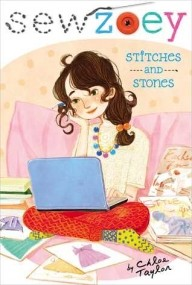 Stitches and Stones (Sew Zoey #4)