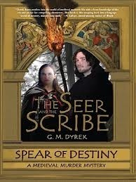 Hildegard of Bingen in The Seer and The Scribe: Spear of Destiny