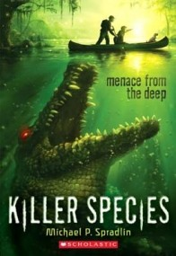 Menace from the Deep (Killer Species #1)