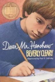 Dear Mr. Henshaw (Leigh Botts #1)