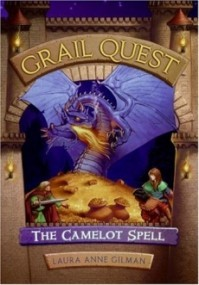 Morgain's Revenge (Grail Quest #2)
