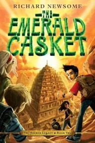 The Emerald Casket (Archer Legacy #2)