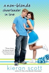 A Non-Blonde Cheerleader in Love (Cheerleader Trilogy #3)