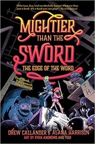 The Edge of the Word (Mightier than the Sword, #2)