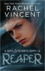 Reaper (Soul Screamers #3.5)