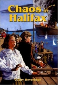 Chaos in Halifax (Canadian Disasters #2)