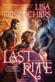 Last Rite (Personal Demons #3)