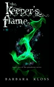 The Keeper's Flame (A Pandoran Novel #2)