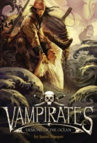Demons of the Ocean (Vampirates #1)