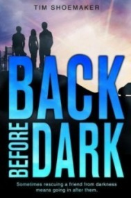 Back Before Dark (Code of Silence #2)