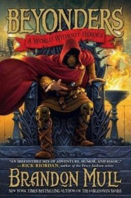 A World Without Heroes (Beyonders #1)