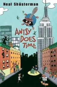 Antsy Does Time (Antsy Bonano #2)