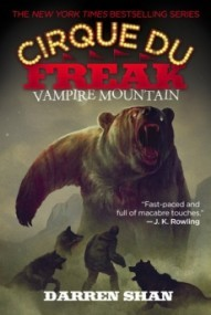Vampire Mountain (Cirque du Freak #4)