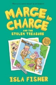 Marge in Charge and the Stolen Treasure (#2)