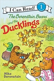 The Berenstain Bears and the Ducklings (I Can Read Level 1)