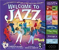 "Welcome to Jazz: A Swing-Along Celebration of America's Music, Featuring ""When the Saints Go Marching In"""