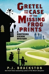 Gretel and the Case of the Missing Frog Prints  (A Brothers Grimm Mystery #1)