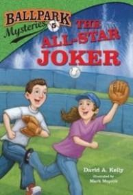 The All-Star Joker (Ballpark Mysteries #5)