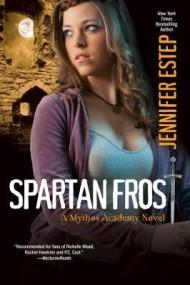 Spartan Frost (Mythos Academy #4.5)