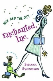 Enchanted, Inc. (Enchanted, Inc. #1)
