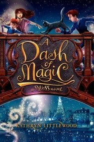 A Dash of Magic (The Bliss Bakery #2)