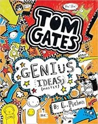 Genius Ideas [Mostly] (Tom Gates #4)