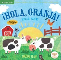 Hola, Granja! / Hello, Farm! (Indestructibles)