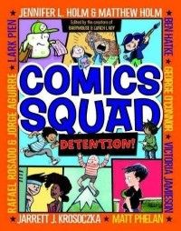 Comic Squad: Detention!