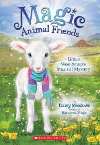 Grace Woollyhop's Musical Mystery (Magic Animal Friends #12)