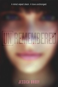 Unremembered (Unremembered #1)