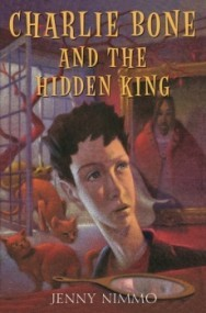 Charlie Bone and the Hidden King (The Children of the Red King #5)