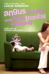 Angus, Thongs & Full Frontal Snogging (Confessions of Georgia Nicolson #1)