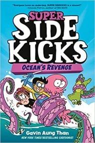 Ocean's Revenge (Super Sidekicks #2)