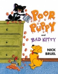 Poor Puppy and Bad Kitty (Bad Kitty)