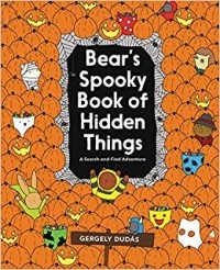 Bear's Spooky Book of Hidden Things: Halloween Seek-and-Find