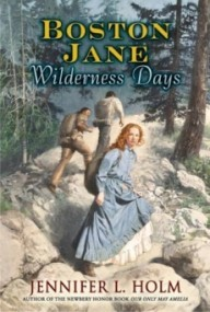 Wilderness Days (Boston Jane #2)